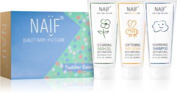 Naif Baby & Kids kozmetická sada III. pre deti
