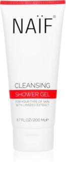 Naif Personal Care Nourishing Shower Gel