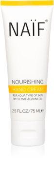Naif Hand Cream výživný krém na ruce