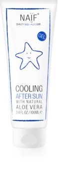 Naif Baby & Kids gel para después del sol con efecto refrescante para niños