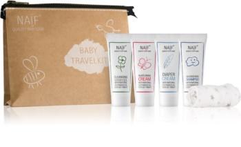 Naif Baby & Kids kosmetická sada IV. pro děti