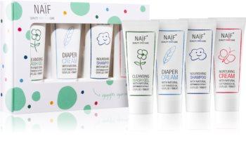Naif Baby & Kids kosmetická sada V. pro děti