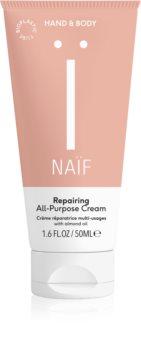 Naif Hand & Body възстановяващ крем за лице, ръце и тяло
