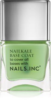 Nails Inc. Nailkale Superfood Base Coat базов лак за нокти с регенериращ ефект
