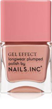 Nails Inc. Gel Effect vernis à ongles longue tenue