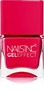 Nails Inc. Gel Effect lak na nehty s gelovým efektem