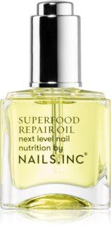 Nails Inc. Superfood Repair Oil ulei hranitor pentru unghii