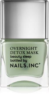 Nails Inc. Overnight Detox Mask Masca de noapte pentru unghii