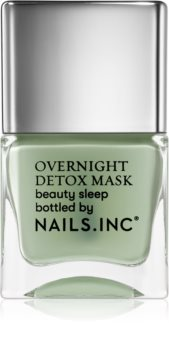 Nails Inc. Overnight Detox Mask Sleeping Mask for Nails