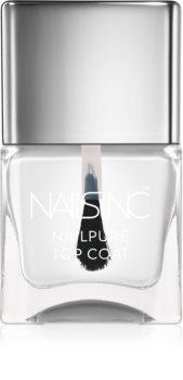 Nails Inc. Long Wear бързосъхнещ топ лак за нокти