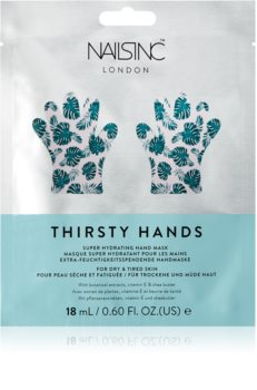 Nails Inc. Thirsty Hands masque hydratant mains