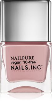 Nails Inc. Nail Pure vyživujúci lak na nechty