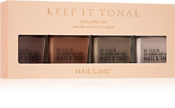 Nails Inc. Keep It Tonal Ombre Geschenkset (für Nägel)