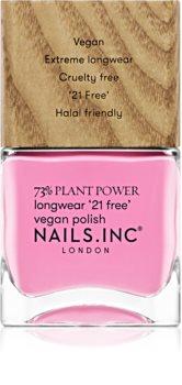 Nails Inc. Vegan Nail Polish vernis à ongles longue tenue