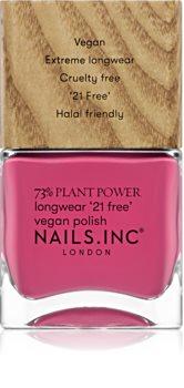 Nails Inc. Vegan Nail Polish hosszantartó körömlakk