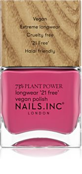Nails Inc. Vegan Nail Polish vernis à ongles longue tenue