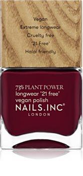 Nails Inc. Vegan Nail Polish dlouhotrvající lak na nehty