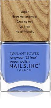 Nails Inc. Vegan Nail Polish dolgoobstojen lak za nohte