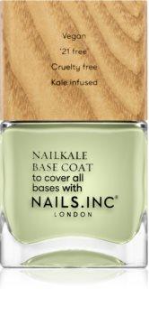 Nails Inc. Vegan Nail Polish alapozó körömlakk