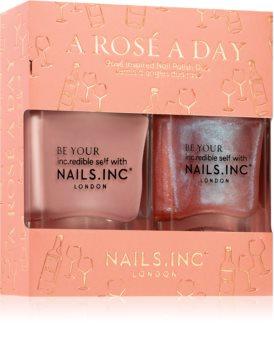 Nails Inc. A Rosé day takarékos kiszerelés (körmökre)