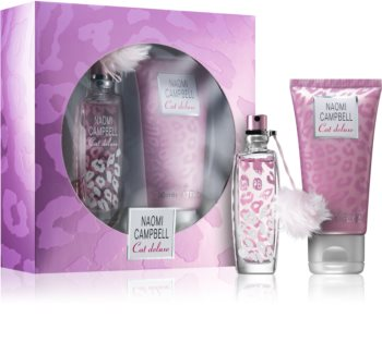 Naomi Campbell Cat deluxe σετ δώρου I. για γυναίκες