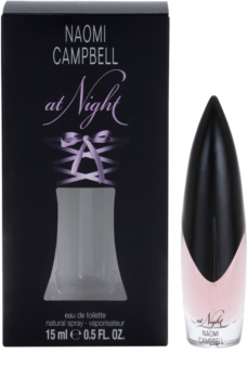 Naomi Campbell At Night Deodorant With Atomizer for Women