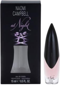 Naomi Campbell At Night Deodorantti Sumuttimen Kanssa Naisille