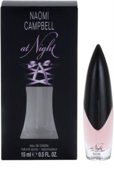 Naomi Campbell At Night Eau de Toilette para mujer