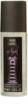 Naomi Campbell At Night desodorizante vaporizador para mulheres
