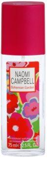 Naomi Campbell Bohemian Garden deodorant s rozprašovačem pro ženy