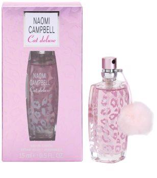 Naomi Campbell Cat deluxe eau de toilette para mulheres
