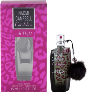 Naomi Campbell Cat deluxe At Night Eau deToilette for Women
