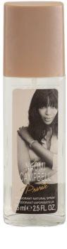 Naomi Campbell Private deodorant s rozprašovačem pro ženy