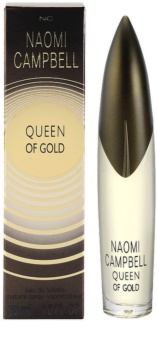 Naomi Campbell Queen of Gold Eau de Toilette para mujer