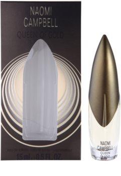 Naomi Campbell Queen of Gold toaletní voda pro ženy