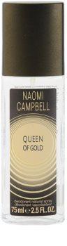 Naomi Campbell Queen of Gold dezodorans u spreju za žene