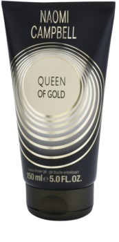 Naomi Campbell Queen of Gold gel de duche para mulheres
