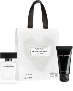 Narciso Rodriguez For Her Pure Musc coffret cadeau III. pour femme