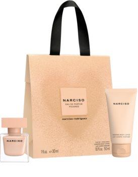 Narciso Rodriguez Narciso Poudrée poklon set IX. za žene