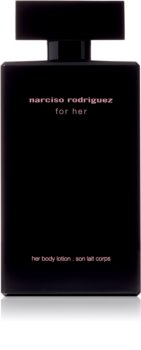 Narciso Rodriguez For Her γαλάκτωμα σώματος για γυναίκες