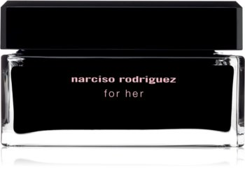 Narciso Rodriguez For Her crema corpo da donna