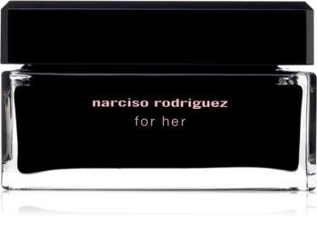 Narciso Rodriguez For Her crème pour le corps pour femme