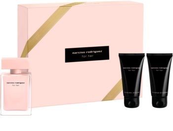 Narciso Rodriguez For Her confezione regalo XXXV. da donna