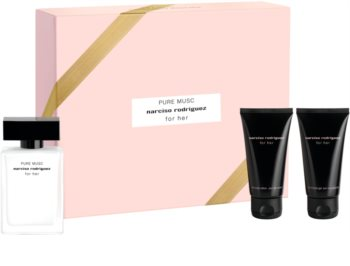 Narciso Rodriguez For Her Pure Musc Gift Set II. for Women