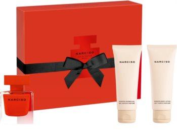 Narciso Rodriguez Narciso Rouge poklon set II. za žene