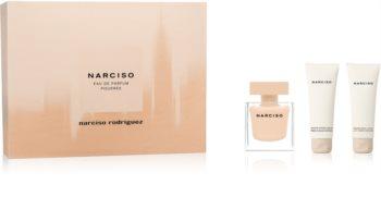 Narciso Rodriguez Narciso Poudrée coffret cadeau V. pour femme