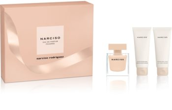 Narciso Rodriguez Narciso Poudrée Gift Set VII. for Women