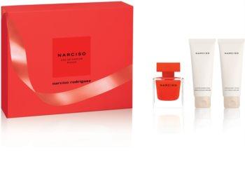 Narciso Rodriguez Narciso Rouge coffret cadeau I. pour femme