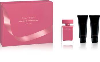 Narciso Rodriguez For Her Fleur Musc dárková sada II. pro ženy