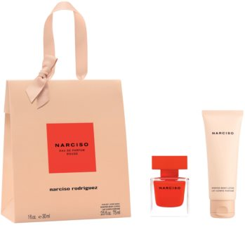 Narciso Rodriguez Narciso Rouge poklon set III. za žene